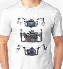 UNDERWATER CAMERA HOUSING  T-Shirt