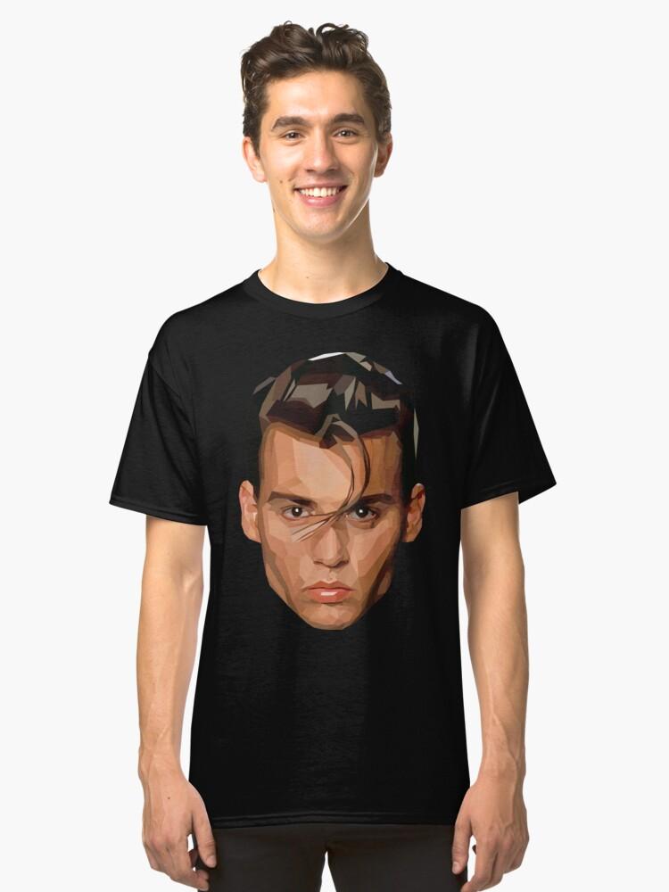 b7899578 Crybaby Johnny Depp Geometric Graphic