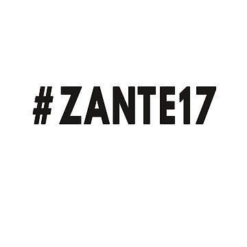 #ZANTE17 by VINTAGEWAZ