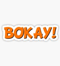 Game Grumps BOKAY! Sticker