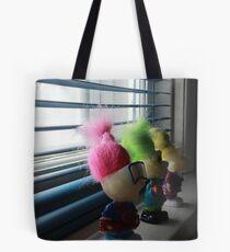 Terrific Trolls Tote Bag