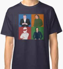 Top Gear Gang Classic T-Shirt