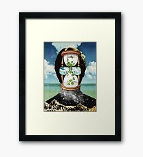 All It Remains Framed Print