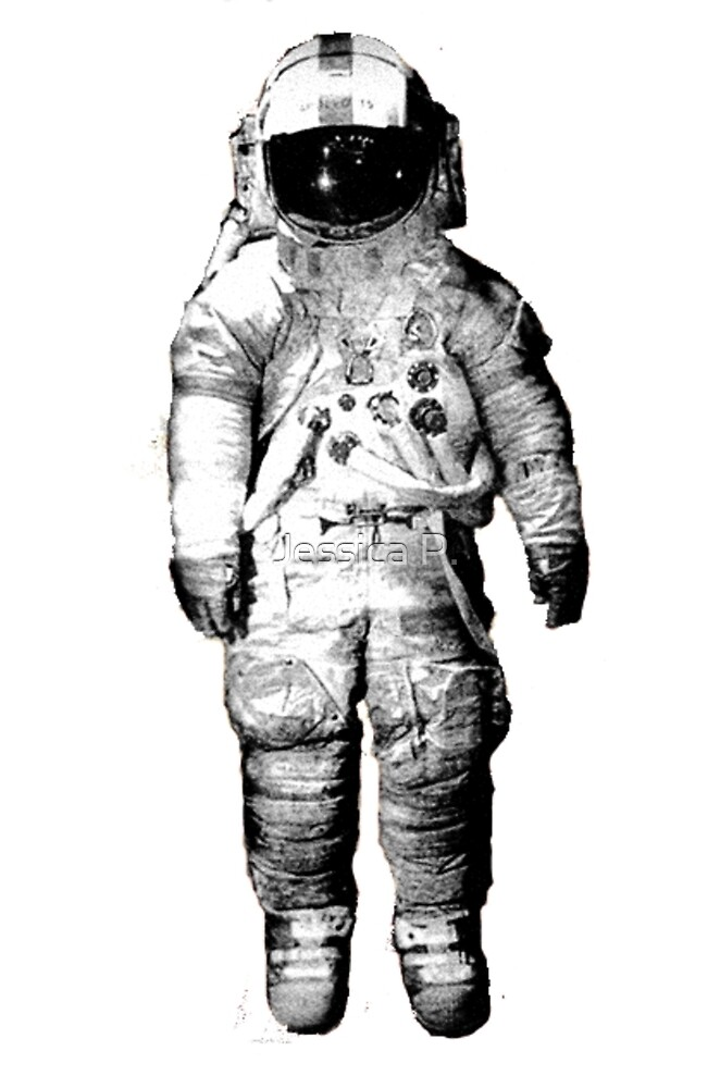 Deja Entendu Astronaut  by Jessica Phillips