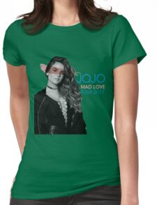 JOJO MAD LOVE TOUR 2017 Womens Fitted T-Shirt