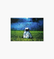 Deja Entendu (Blue) Art Board