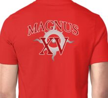Magnus the Red - Sport Jersey Style Unisex T-Shirt