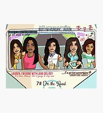 5H-  Roadtrip Photographic Print