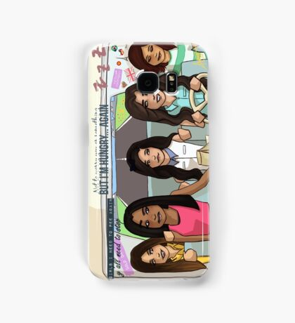5H-  Roadtrip Samsung Galaxy Case/Skin