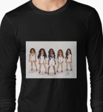 Fifth Harmony - Boss Long Sleeve T-Shirt