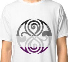 Ace Pride Seal of Rassilon Classic T-Shirt