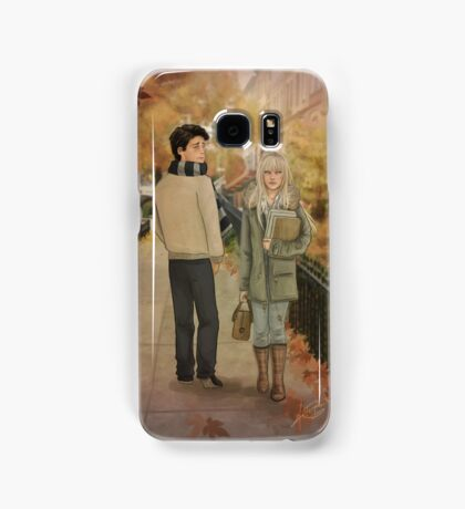 Now you're just somebody that I used to know Samsung Galaxy Case/Skin