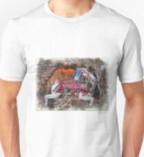 Antique Carousel Horse T-Shirt