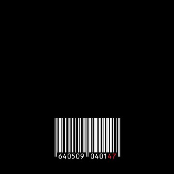 Barcode 47 by bluedog725