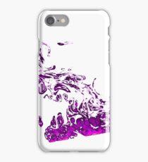 Purple Smoke iPhone Case/Skin