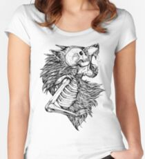Lilith's Brethren Inks Women's Fitted Scoop T-Shirt