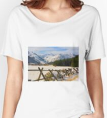 Squaw Valley Women's Relaxed Fit T-Shirt