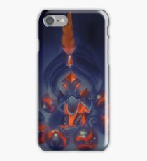 Pass Into the Iris iPhone Case/Skin
