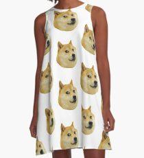 Doge  A-Line Dress