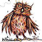 Who Gives a Hoot? by Autumn Linde