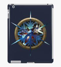 Legends Captain Cold Symbol iPad Case/Skin