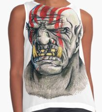 orc Sleeveless Top