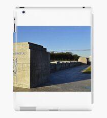 WWII Memorial iPad Case/Skin