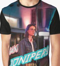 Black Mirror - San Junipero Graphic T-Shirt