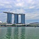 Marina Bay Sands by John Sharp