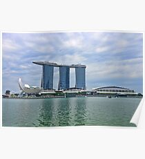 Marina Bay Sands Poster