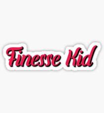 Young Kodak the Finesse Kid Sticker