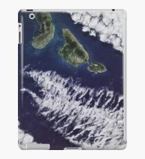 Jurassic Park Satellite iPad Case/Skin