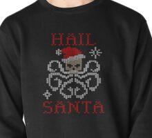 Hail Santa Octopus Pullover