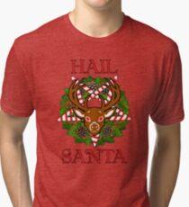 Mad Reindeer Tri-blend T-Shirt