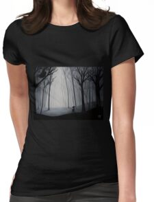 Purgatory Womens Fitted T-Shirt