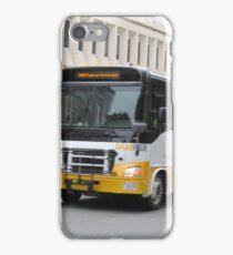 City Bus  iPhone Case/Skin