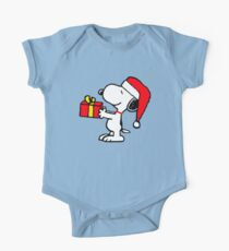 Christmas gift from snoopy One Piece - Short Sleeve