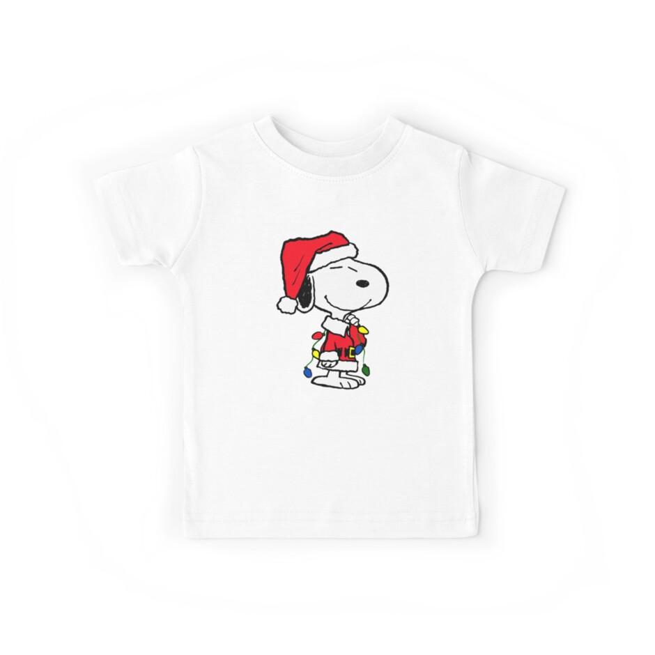 Frohe Weihnachten Snoopy\