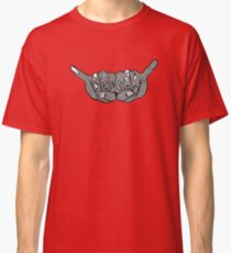 Big Horns Up Classic T-Shirt
