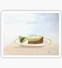 Key Lime Pie at Seans Sticker