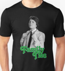 Michael J Fox - Family Ties T-Shirt