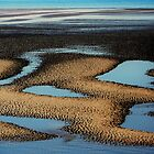 The Tide is out by sandysartstudio