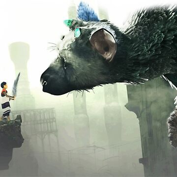 HQ The Last Guardian (vector) by tellek