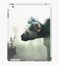 HQ The Last Guardian (vector) iPad Case/Skin