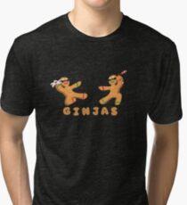 Ginjas! Tri-blend T-Shirt