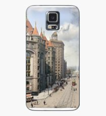 Niagara Street, Buffalo, 1908 Case/Skin for Samsung Galaxy