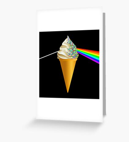 Any Color You Like Greeting Card