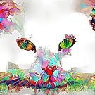 Rainbow Cat #4 by WelshPixie