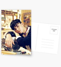 Vernon Going Seventeen Postcards