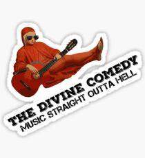 The Divine Comedy Sticker